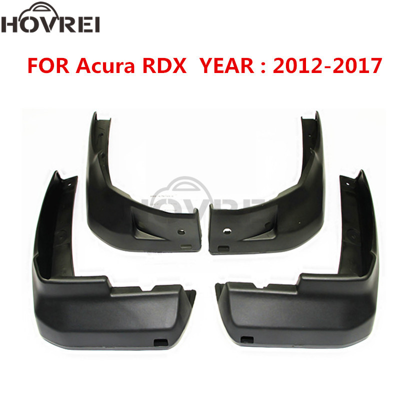 Aliexpress.com : Buy 4pcs/set Car Mudguards For Acura RDX