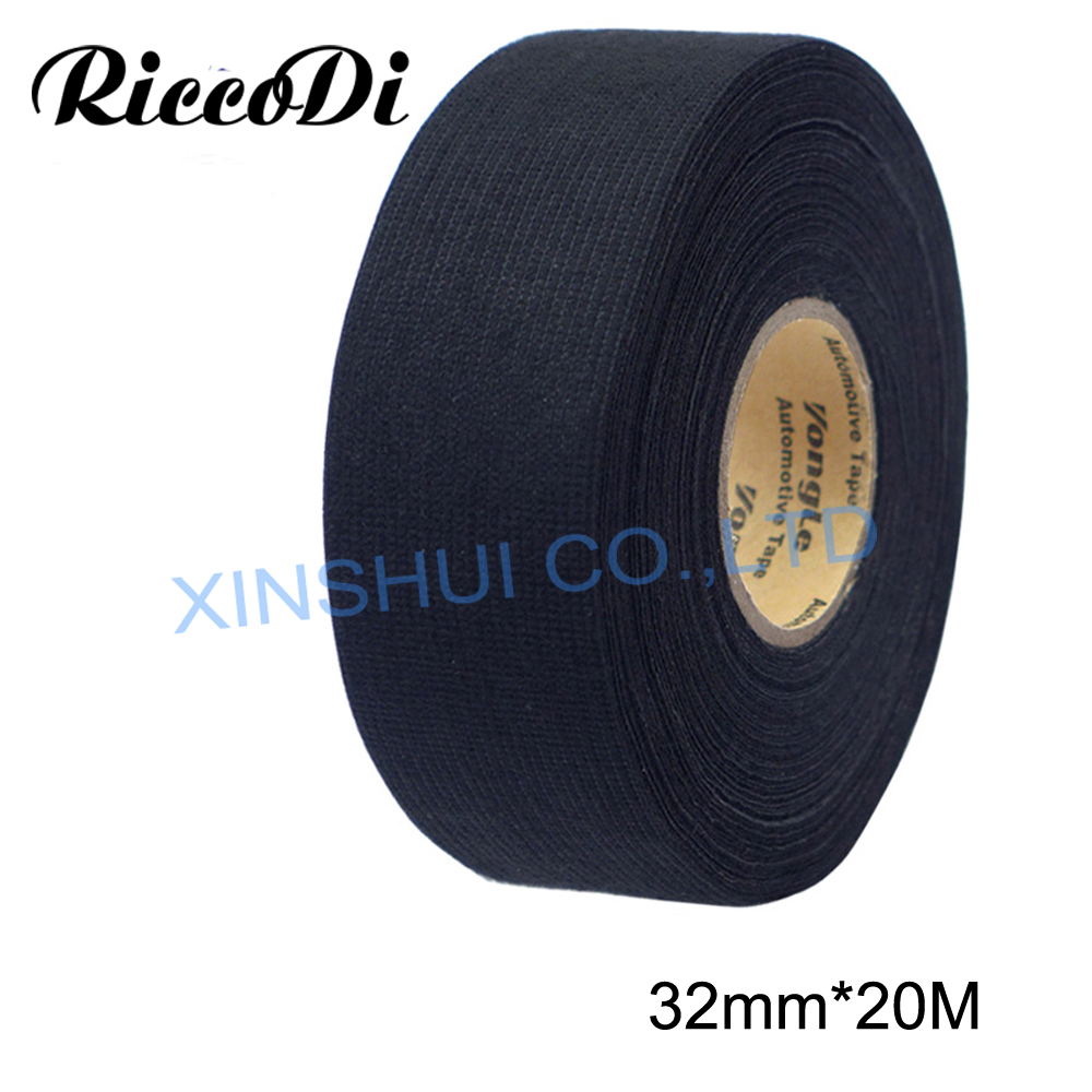 insulation tape black high temperature resistant automotive wiring harness tape car electrical self adhesive anti [ 1000 x 1000 Pixel ]