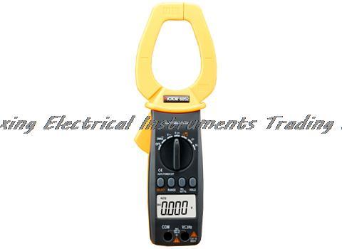 ФОТО Fast arrival DM6050 digital multimeter VICTOR 6050 clamp meter