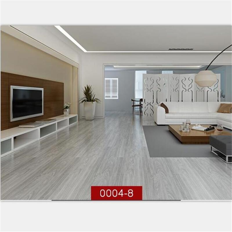 beibehang Self adhesive pvc floor stone plastic floor leather thick wear resistant plastic floor home waterproof floor stickers