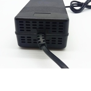 Image 3 - 50.4V 3A Lithium Li ion Battery Charger For 44.4V Lipo Bike Power Tool Scooter Battery Pack With Cooling Fan High Quality Strong