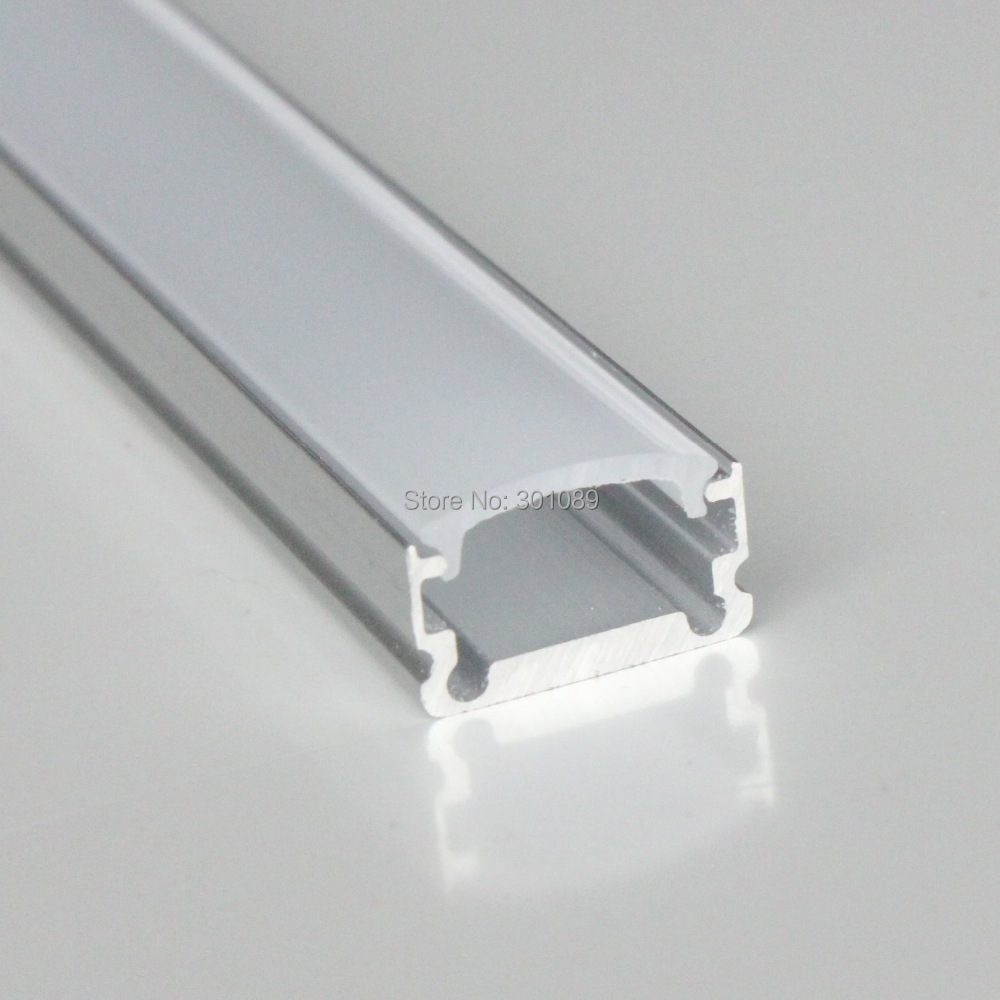 60m 30pcs a lot 2m per piece aluminum extrusion profiles for leds