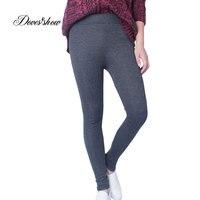 Super Elastic Thicken Cashmere Imitation Leggings Women Winter Pants Plus Size Leggings Fat Women Pants Bodycorn