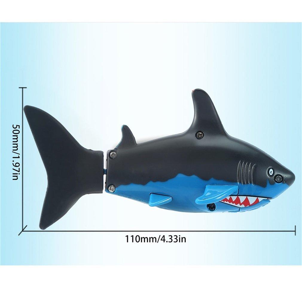 pequenos tubaroes com usb controle remoto brinquedo 05