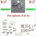 22 В 1 Внутренний Мелкие Детали для Iphone 5 5s 5 cMetal Держатель Кронштейн Крепления Pad Прокладки Гарантия Высокого Качества