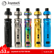 New Arrival 100 Original Joyetech ULTEX T80 with CUBIS Max Kit NCFilm Heater OLED screen Powered.jpg 220x220 - Vapes, mods and electronic cigaretes