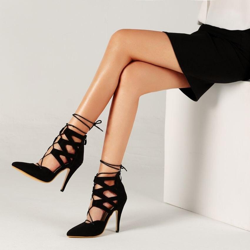 Encaje Black P2 p2 Tacón Mujer Para Pie Fiesta Dedo Alto Puntiagudo Del De Sandalias Las Mujeres Nude 2019 Moda Zapatos Bombas xTqgRIc1w