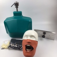 Фантомная головка манекен с торсом для стоматологического образования стоматология и технология фиксируется на стоматологическом стуле