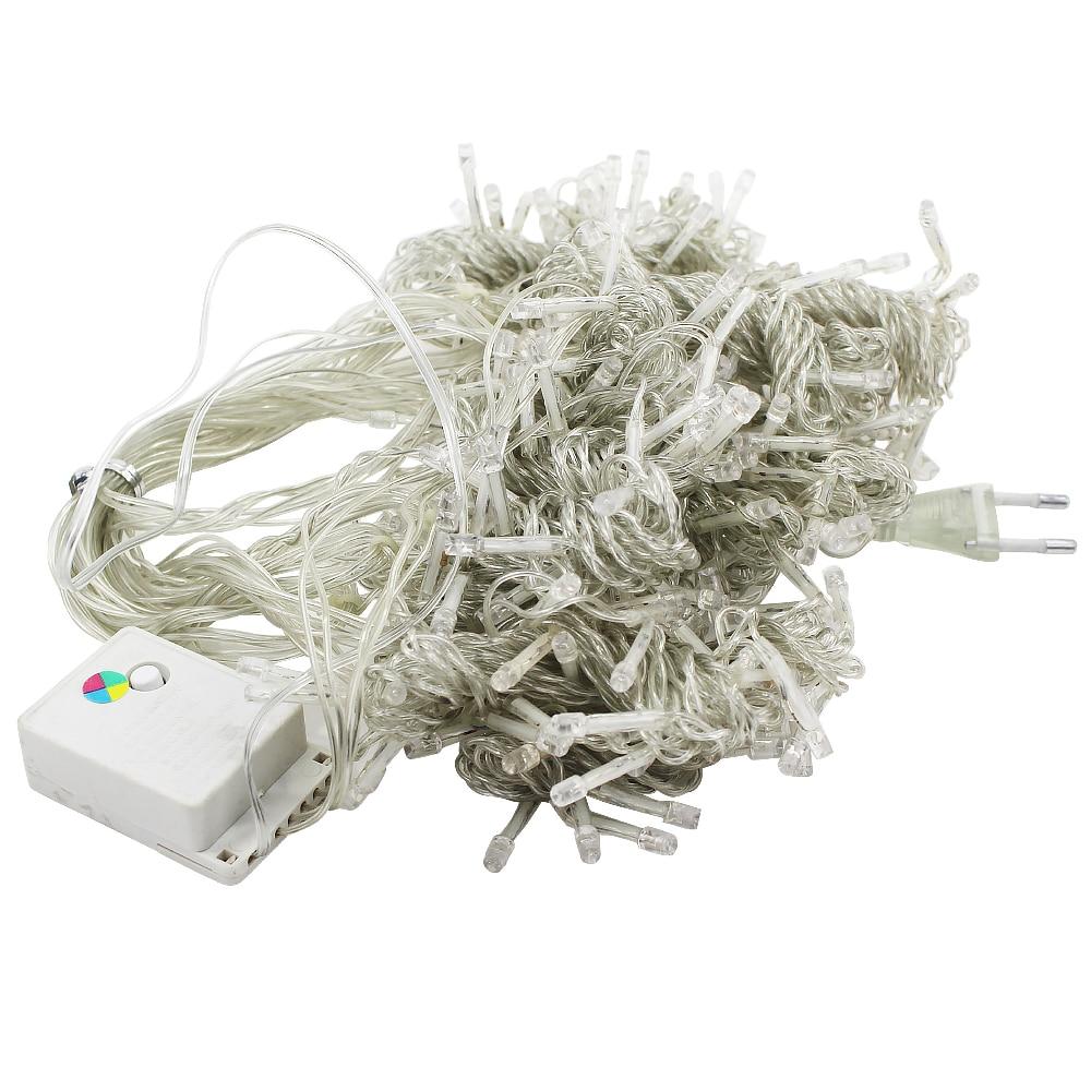3M x 3M 300 LEDs Wedding Light icicle Christmas Light LED String ...
