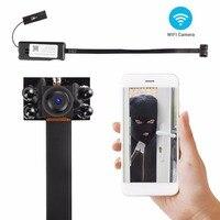 Auf Verkauf HD 1080 P WIFI Mini Kamera DIY Wireless IP Cam Kindermädchen Überwachungskameras für Android iPhone APP Bewegung erkennung