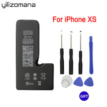 Get more info on the YILIZOMANA for Apple iPhone XS 2658mAh Replacement Phone Battery Real Capacity  Replacement Batteries With Free Repair Tools