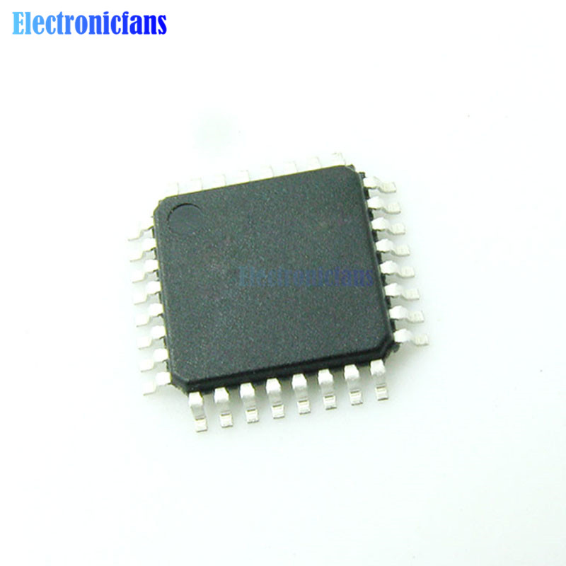 New ATMEGA328P-AU MEGA328P AU ATMEGA328P TQFP-32 SMD IC Chip PID ZP