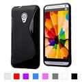 "S LINE Soft Plastic Rubber Matte Case For HTC desire 620 620g 820mini 5.0"" Silicone Gel TPU Cover Protective Phone Cases"