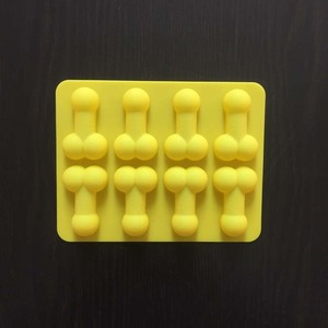 Image 3 - Sexy Penis Cake Mold Dick Ice Cube Tray Silicone Mold Soap Candle Moulds Sugar Craft Tools Bakeware Chocolate Moulds gadgets