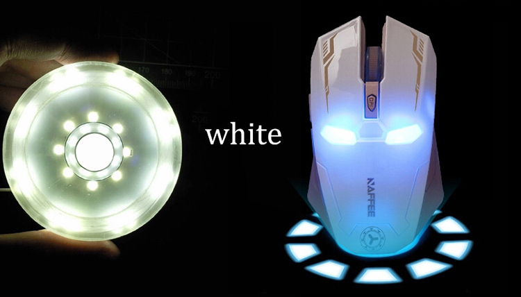 2015 החדש הכי זול העכבר האלחוטי 2.4 G Microsoft 2000 DPI אופטי Gaming USB מחברת חכמה שחור ABS עכבר אלחוטי