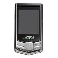 새로운 32 그램 1.8 인치 LCD 화면 MP3 MP4 플레이어 음악 영화 소설 미디어 플레이어 FM 라디오 기능 실행 스포