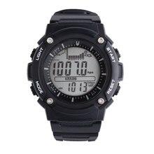 SUNROAD FR719A Digital Fishing Men&Women Watch-Outdoor Digital Watch Altimeter Barometer Thermometer Clock Men Wristwatch