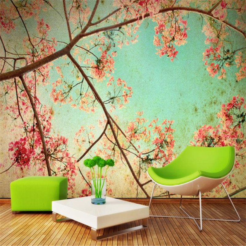Custom 3D Effect Modern Fashion Photo Wall Paper Living Room Bed Room Desktops Wall Mural European Romantic Flower Wallpaper custom 3d mural wallpaper european style painting stereoscopic relief jade living room tv backdrop bedroom photo wall paper 3d