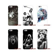 Nirvana Kurt Cobain Fashion For Samsung Galaxy A3 A5 A7 J1 J2 J3 J5 J7 2015 2016 2017 Accessories Phone Shell Covers