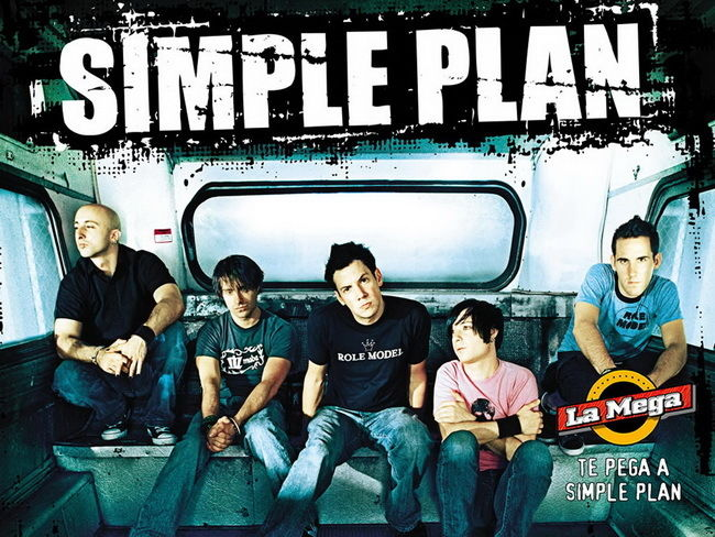 "044 Simple Plan Canadian Rock Band Music Stars 19""x14 ..."