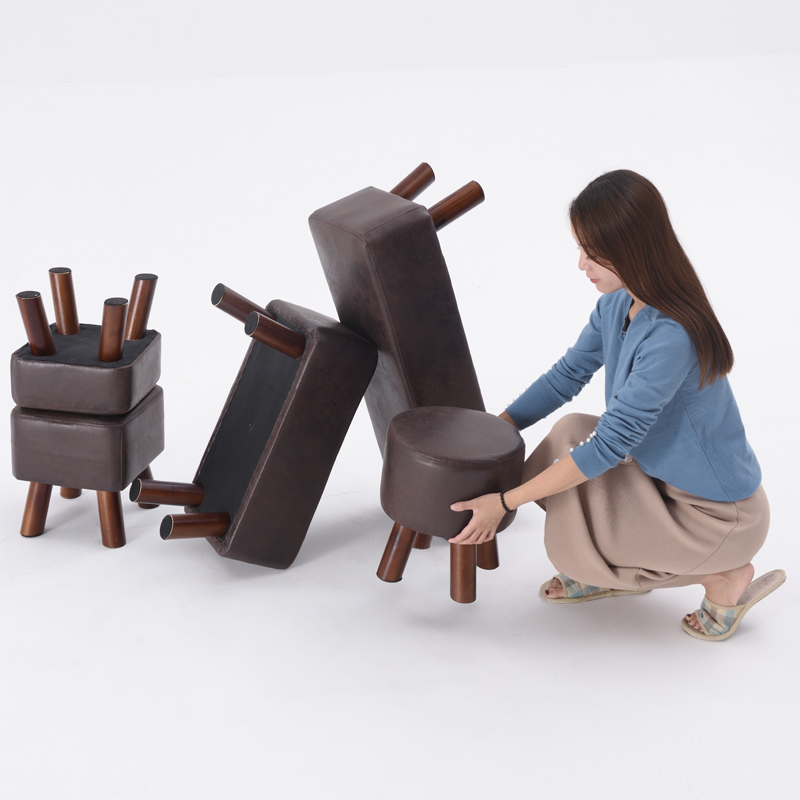 Solid wood stool fashion stool creative shoe bench sofa bench home stool small bench dining table stoolSolid wood stool fashion stool creative shoe bench sofa bench home stool small bench dining table stool