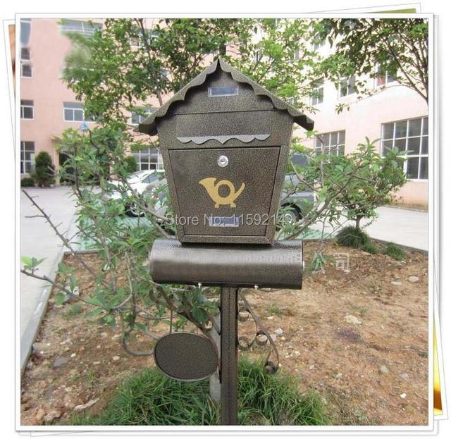 Standing Mailbox Site Type Mail Box