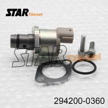 Топливный насос измерительный Соленоидный клапан топливный инжектор управления SCV клапан 294200-0360 294200-0260 1460A037 A6860EC09A