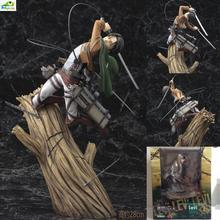 Attack on Titan Shingeki no Kyojin Levi 1/8 Scale PVC Action Figure