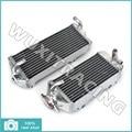 Левый правый новый алюминиева ядер MX Offroad радиаторы для Suzuki рмз 250 07 08 09
