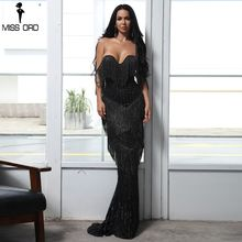 MISS ORD Missord 2019 Sexy Bra Off Shoulder Backless Dresses Female Dress Vestdios