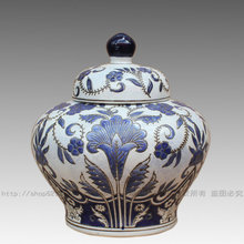 European-style palace retro tin ornaments ceramic vase home furnishings porcelain export trade