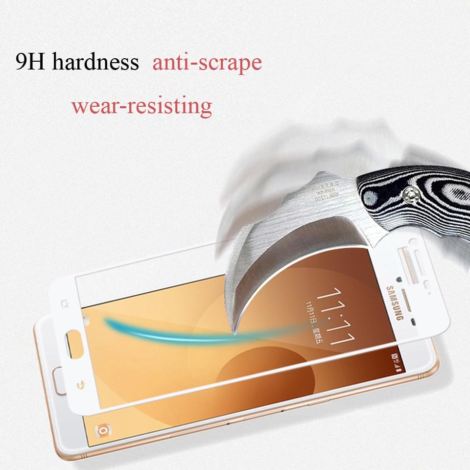 სრული ყდა Tempered Glass for Samsung Galaxy A5 2017 - მობილური ტელეფონი ნაწილები და აქსესუარები - ფოტო 2