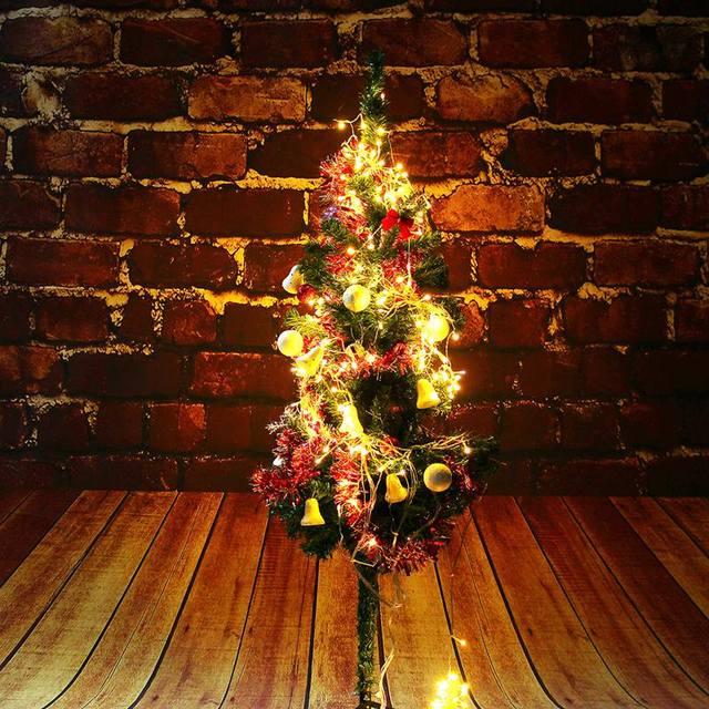 1x4 M/2x3 M Luz Led de Cadena Colgando Nevando LED Luces de Hadas de Luz de Navidad Al Aire Libre Wedding Party Decor Lámpara AC220V UE Plug