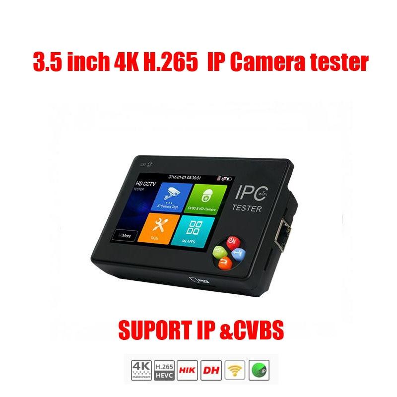 NOVOXY IPC1600 3.5 pollice 4 k H.265 IP & CVBS AHD TVI CVI 5 IN 1 sistema Android Macchina Fotografica del IP testerNOVOXY IPC1600 3.5 pollice 4 k H.265 IP & CVBS AHD TVI CVI 5 IN 1 sistema Android Macchina Fotografica del IP tester