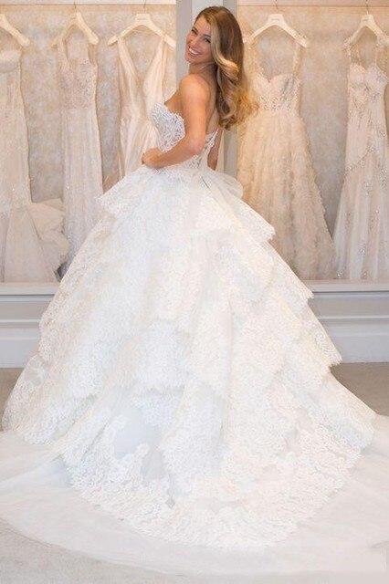 revista pnina tornai lace vintage plus tamaño vestidos de novia 2017