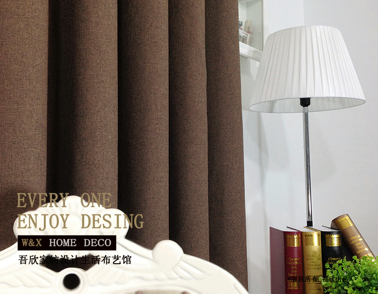 Online Buy Wholesale linen curtain panels from China linen curtain ...