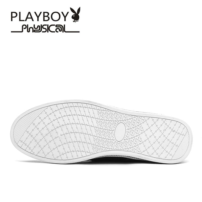 Respirável Luxo Marinho Marca azul Cinza Da73018 khkai Casuais Alta Playboy 100 Homens Malha Sapatos De 2017 Qualidade Sapatos wInqgUxR