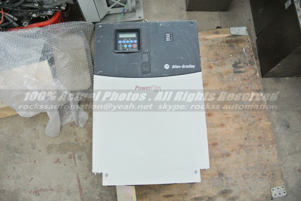 Allen Bradley 22C-D105A103 Powerflex 400 inverter 55KW