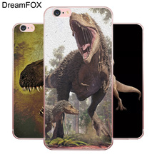 M303 Tyrannosaurus Rex Soft TPU Silicone Case Cover For Apple iPhone 11 Pro X XR XS Max 8 7 6 6S Plus 5 5S SE 5C 4 4S