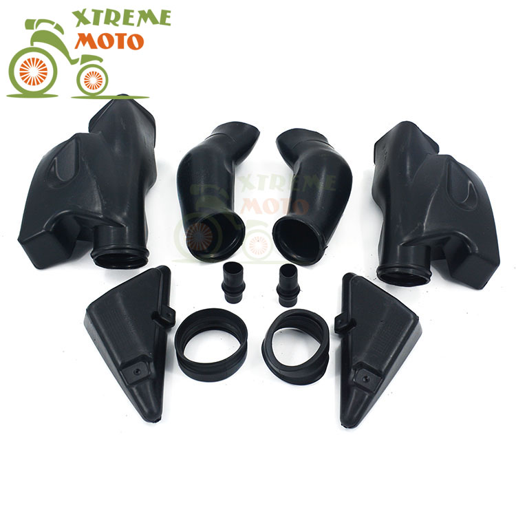 Motorcycle Air Intake Tube Duct Cover Fairing For HONDA CBR600RR F5 2003 2004 2003 2004 03