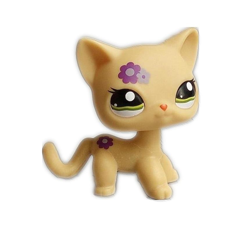 Пет шоп игрушки коты