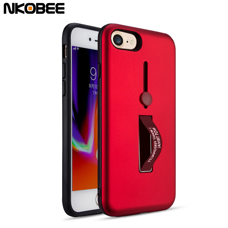 nkobee coque for iphone 8 case silicone tpu original for. Black Bedroom Furniture Sets. Home Design Ideas