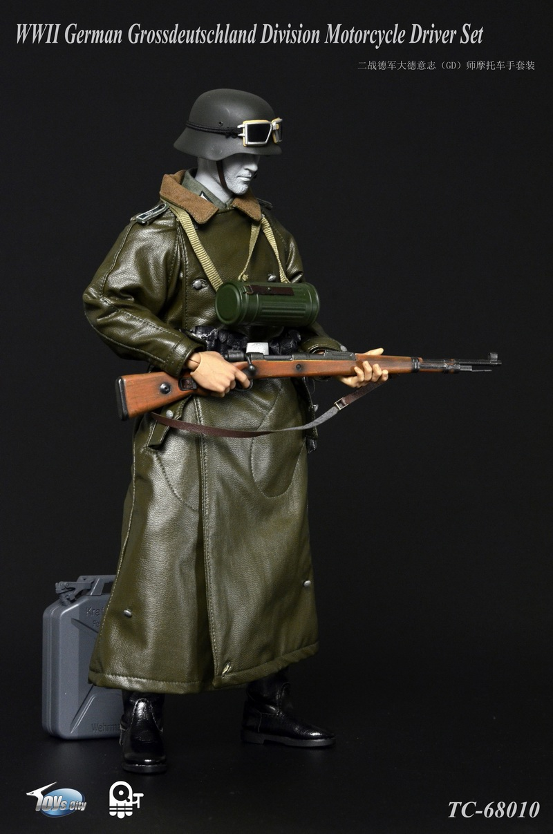 1/6 scale figure doll clothes Accessory WWII German Motorcycle Driver sets for 12 action figure doll,Not included body and head 1 6 scale soldier figure accessory dragon karabiner kar 98k carbine rifle clip w sandbags wwii german army 12 action figure