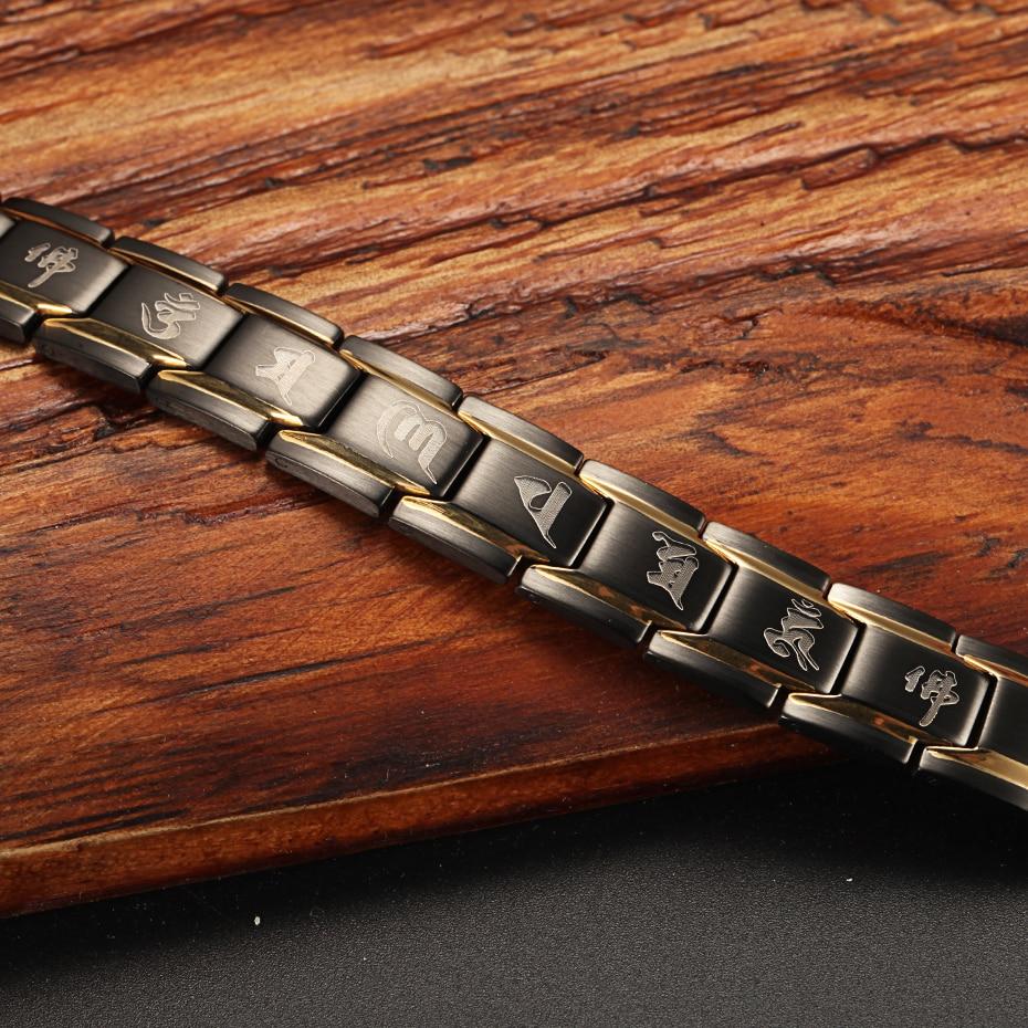 WelMag Magnetarmbänder & Armreifen verbessern die Durchblutung - Modeschmuck - Foto 3