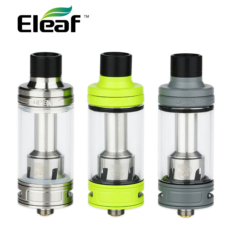 Original Eleaf Ello Mini XL Tank 5.5ml & Ello Mini Tank 2ml with HW1/HW2 Coil for IKuun I200 & iStick Pico Box MOD Vs Ello Tank