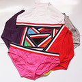 Hot new cor lado da tira de cuecas das mulheres roupa interior das mulheres