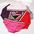 Hot new women 's underwear color strip side of women' s briefs