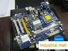 Militaristic g41 g41mxe LGA 775 DDR3 desktop motherboard fully integrated ddr2 4 belt ide