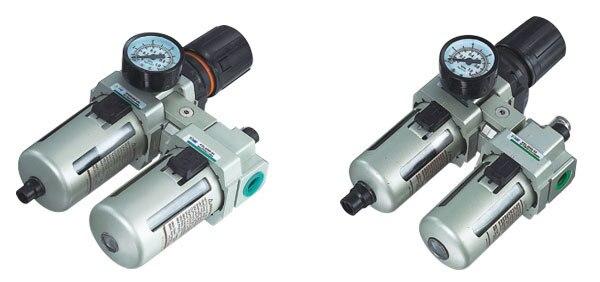 SMC Type pneumatic regulator filter with lubricator AC5010-10 swingable pneumatic eccentric grinding machine 125mm pneumatic sander 5 inch disc type pneumatic polishing machine