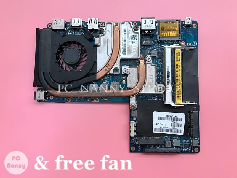 PCNANNY 06FNY 006FNY NAP10 LA 5812P Motherboard for Dell Alienware M11x R2 Laptop Main board i5